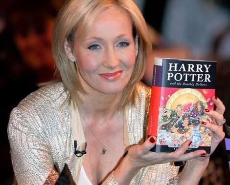JK Rowling: Achieving success by believing in yourself
