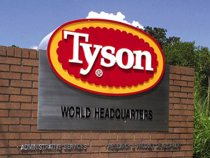Tyson Foods business strategies